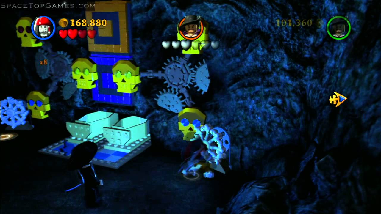 Cheats for lego curse of the pharaoh game