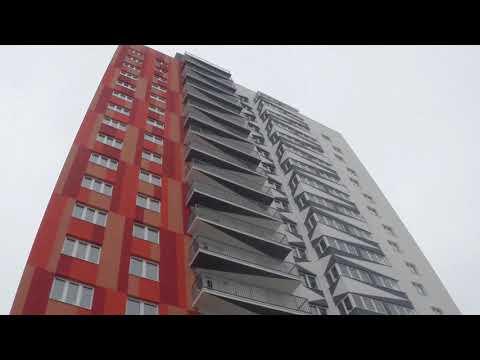 """ЖК """"Алый парус"""".  Март 2019 года. Новостройки. Нижний Новгород."""