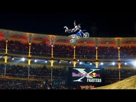 FMX in Madrid - Highlights - Red Bull X-Fighters 2013