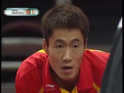Table Tennis From The Past XXIII - 2007 - SAMSONOV Vs WANG LIQIN