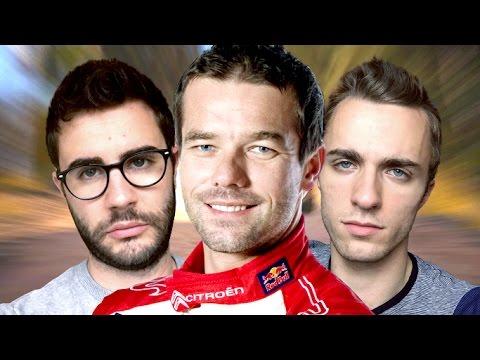 SÉBASTIEN LOEB NOUS EXPLOSE - Sébastien Loeb Rally Evo