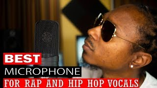 BEST MICROPHONE FOR RAP AND R&B VOCALS