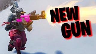 *NEW* INFANTRY RIFLE IN FORTNITE! - NEW V7.40 UPDATE! (Fortnite Battle Royale)