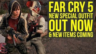 Far Cry 5 DLC - Get New Special Outfit BEFORE IT