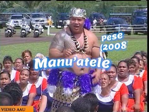MANU'ATELE : Pese Fa'aleaganu'u & Taualuga (2008)