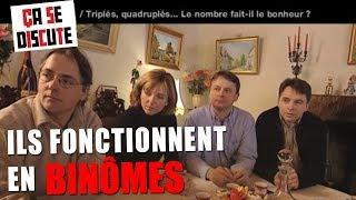 Les plus vieux quadruplés de France - Ça se discute