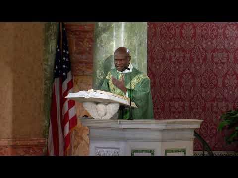 Creole Mass 11/20/20