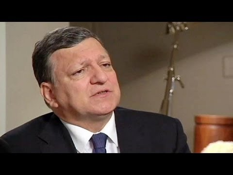 Barroso bids US farewell, stresses great meaning of united Europe