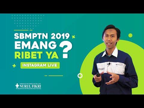 Informasi Jitu SBMPTN 2019