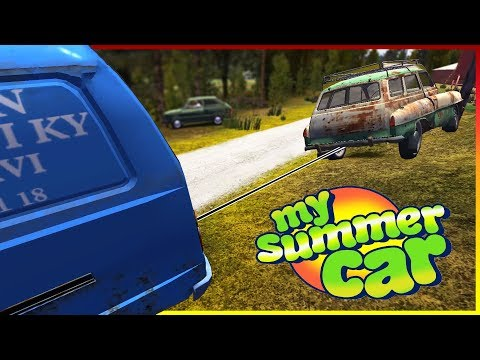 STEALING PIGMANS CAR! The Ruscko! | My Summer Car Game | My Summer Car Gameplay Funny Moments