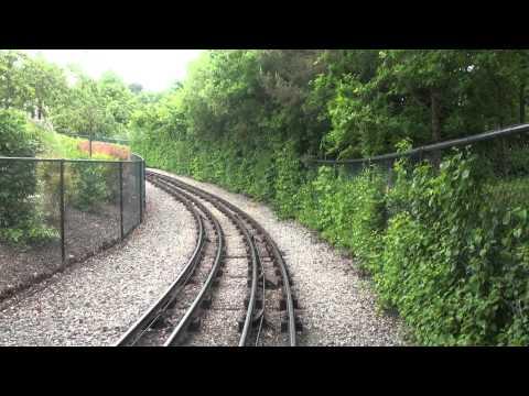 Hill Train Legoland Windsor