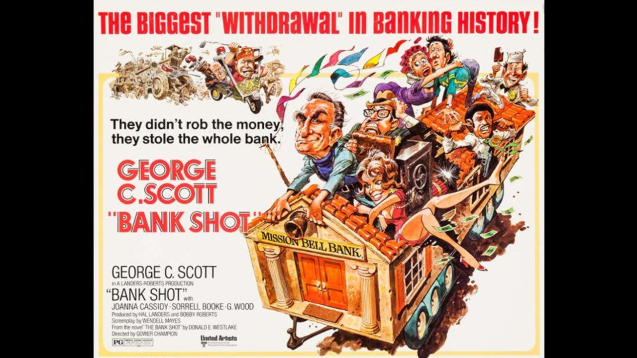 Download 17. Chasing The Bank (Bank Shot soundtrack, 1974, John Morris)