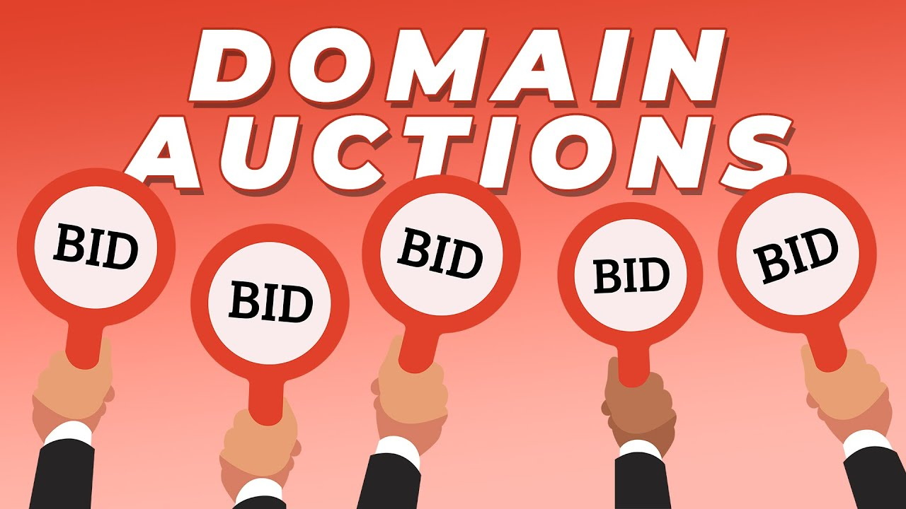 How to Run a Domain Name Auction to Sell Your Website