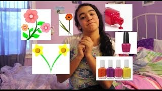 Perfect nail polish colors for spring ! Thumbnail