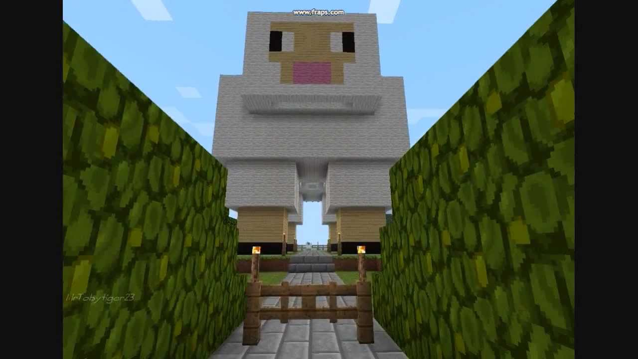 Minecraft - Sheep House