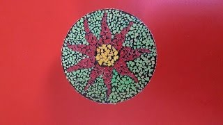 How to make Eggshell Mosaic (Part 1)