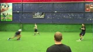 High School Infield Clinic