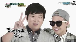 [RUS SUB EP. 124]G-DRAGON RANDOM PLAY DANCE