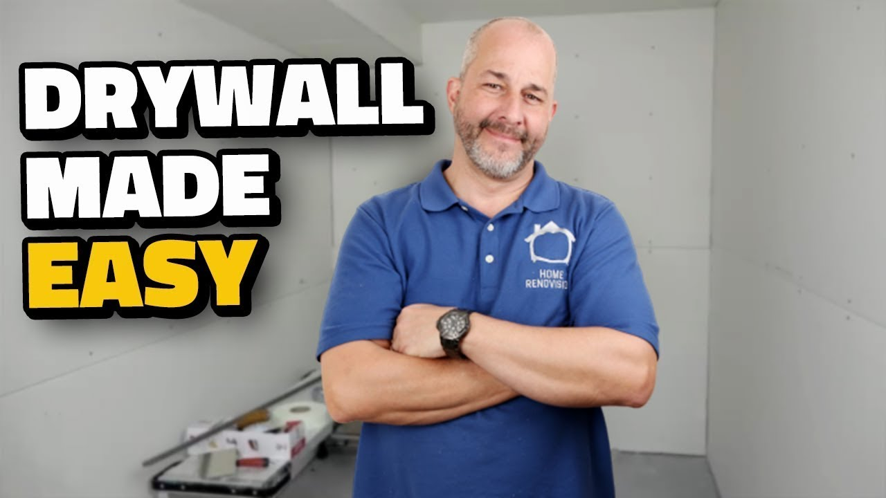 Learning from the Enemy Eps. 2 DIY Drywall Finishing | 18 Tips and Tricks