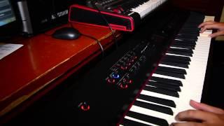 Asfan - Maafkan Aku piano minus one (Karaoke)