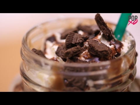 How To Make Starbucks Java Chip Frappuccino At Home Starbucks Recipes Popxo Food