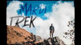 Mardi Himal Trek Nepal | Travel With Smartphone Ep.1