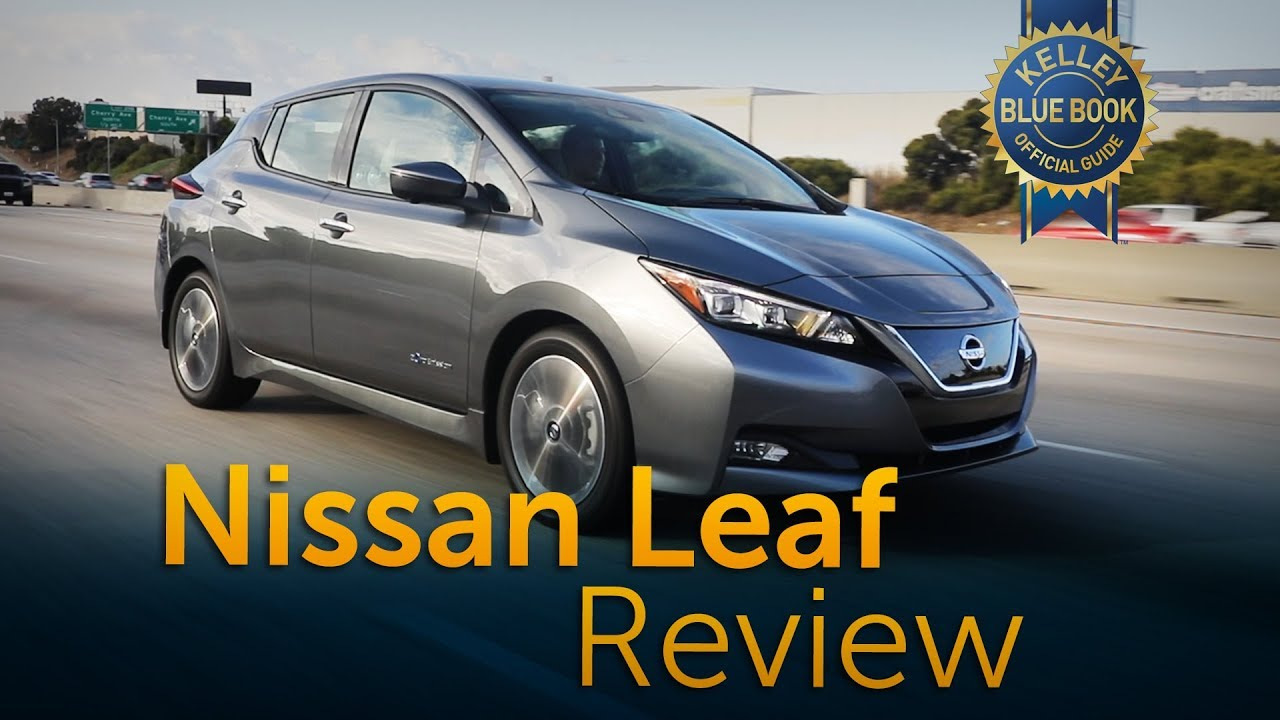 2018 Nissan Leaf U2013 Review And Road Test