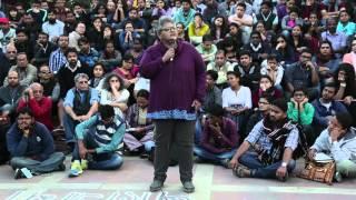 Lecture on Nationalism at JNU #4 - Ayesha Kidwai