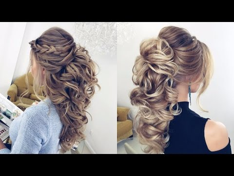 Bridal Hairstyles for Balayage Ombre Hair | Wedding Hairstyles Compilation 2018