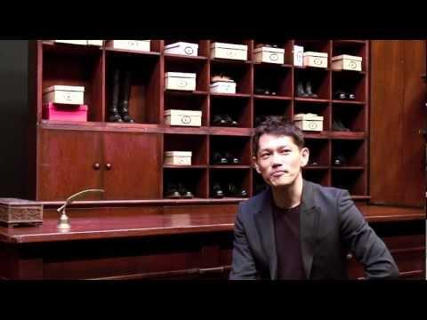 松崎謙二 interview    無名塾公演『HOBSONS CHOICE』