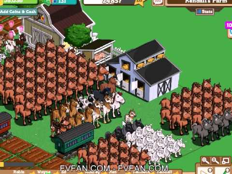 Farmville Horse Breeding Instructions Youtube