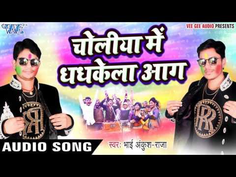 खाटी देहाती होली 2017 - Choliya Me Dhadkela - Ankush Raja - Dhamal Holi Ke - Bhojpuri Hot Holi Songs