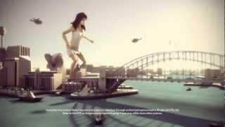 Bingle - 50ft Woman Tvc