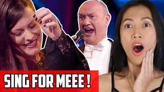 Floor Jansen & Henk Poort - Phantom Of The Opera Reaction | Beste Zangers Goes Opera!
