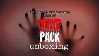 HORROR PACK | JANUARY 2019 | #horrorpack