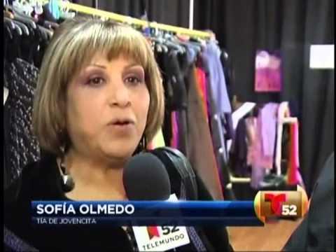 Noticiero Telemundo 52 Renal Teen Prom Dress Days 2013