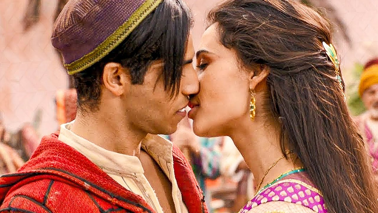 ALADDIN All Movie Clips + Trailer (2019)