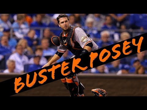 Buster Posey 2017 Highlights [HD]