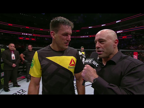 UFC 211: Demian Maia Octagon Interview