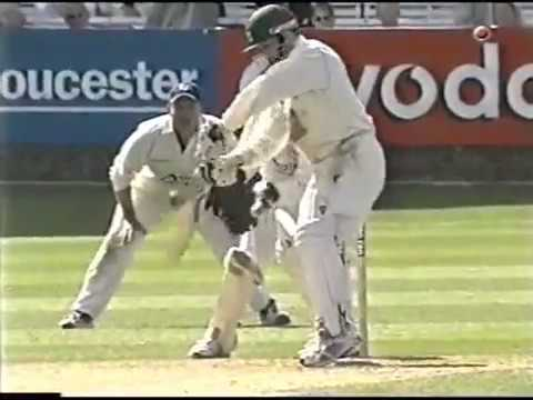 Gloucestershire v Worcestershire 2003 C&G Cricket Final