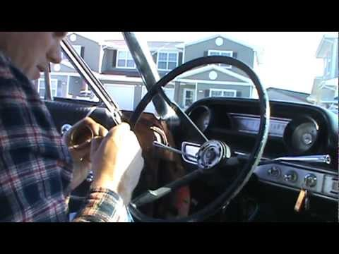 Turn signal switch replacement - YouTube