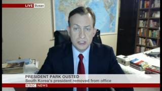 Robert Kelly BBC World interview on South Korea