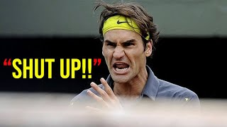 What Happens When Roger Federer Gets SUPER ANGRY? (Stunning Comeback!)