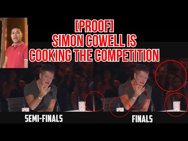 Manny PACQUIAO singer Marcelito POMOY 5th PLACER ? of Simon Cowell Americas Got Talent The CHAMPIONS