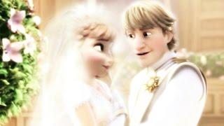 ❄Frozen |♥ СВАДЬБА♥ | Анны и Кристоффа