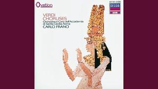 Verdi: Nabucco / Act 1 - Gli arredi festivi giù cadano infranti