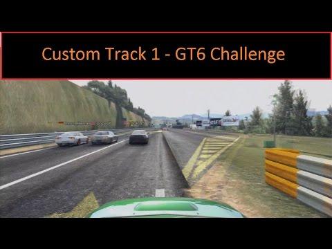 GT6 Challenge - Custom Track #1