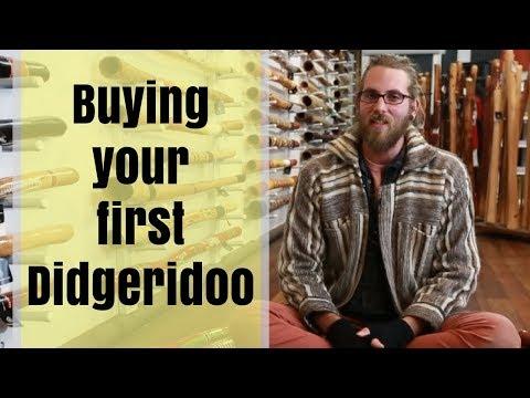 Buy A Didgeridoo Guide - 9 Of 11 - Buying Your First Didgeridoo