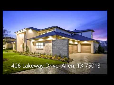 Home For Sale  406 Lakeway Drive Allen Texas 75013