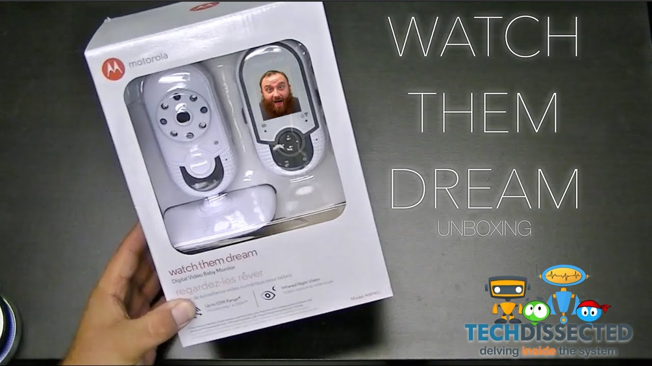 motorola watch them dream mp421 unboxing youtube. Black Bedroom Furniture Sets. Home Design Ideas